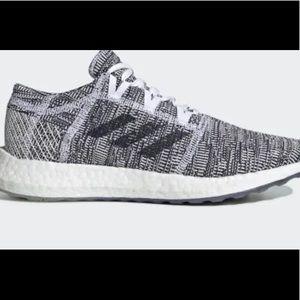 Adidas Pureboost Go Shoe Raw Indigo Size 11.5